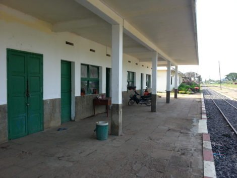 There are no facilities at Battambang Railway Station