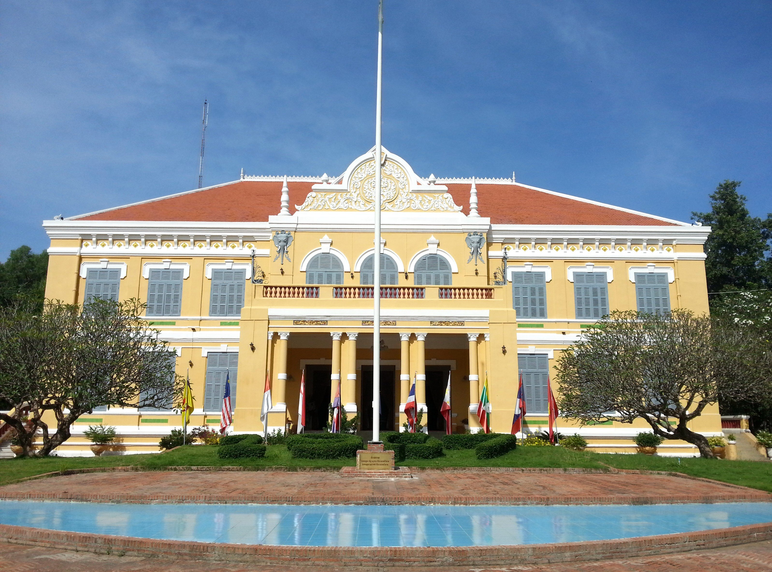 Governor's Residence in Battambang