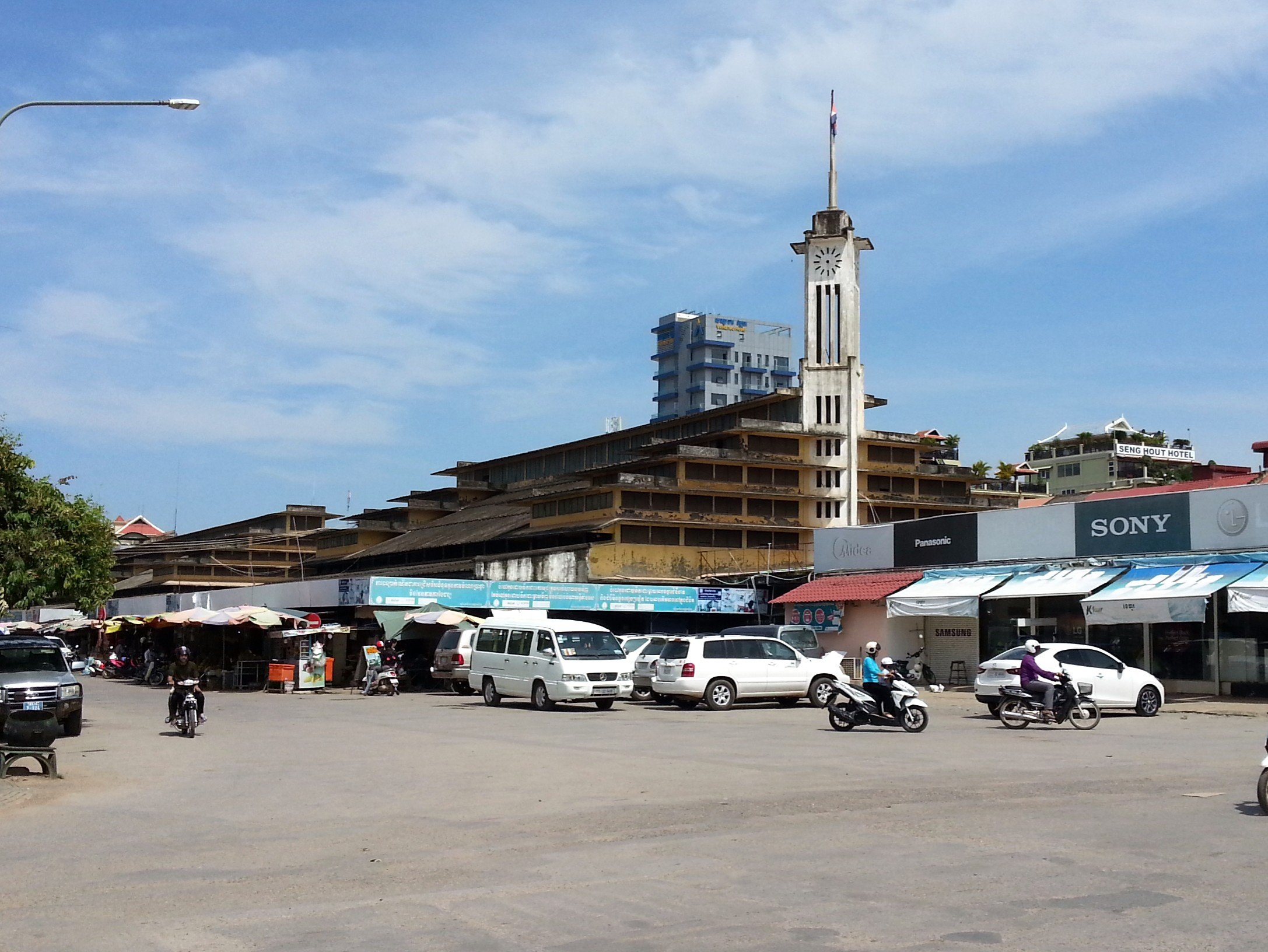 Pasar Nat in Battambang