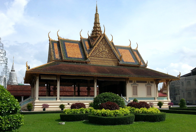 Phochani Pavilion at the Royal Palace