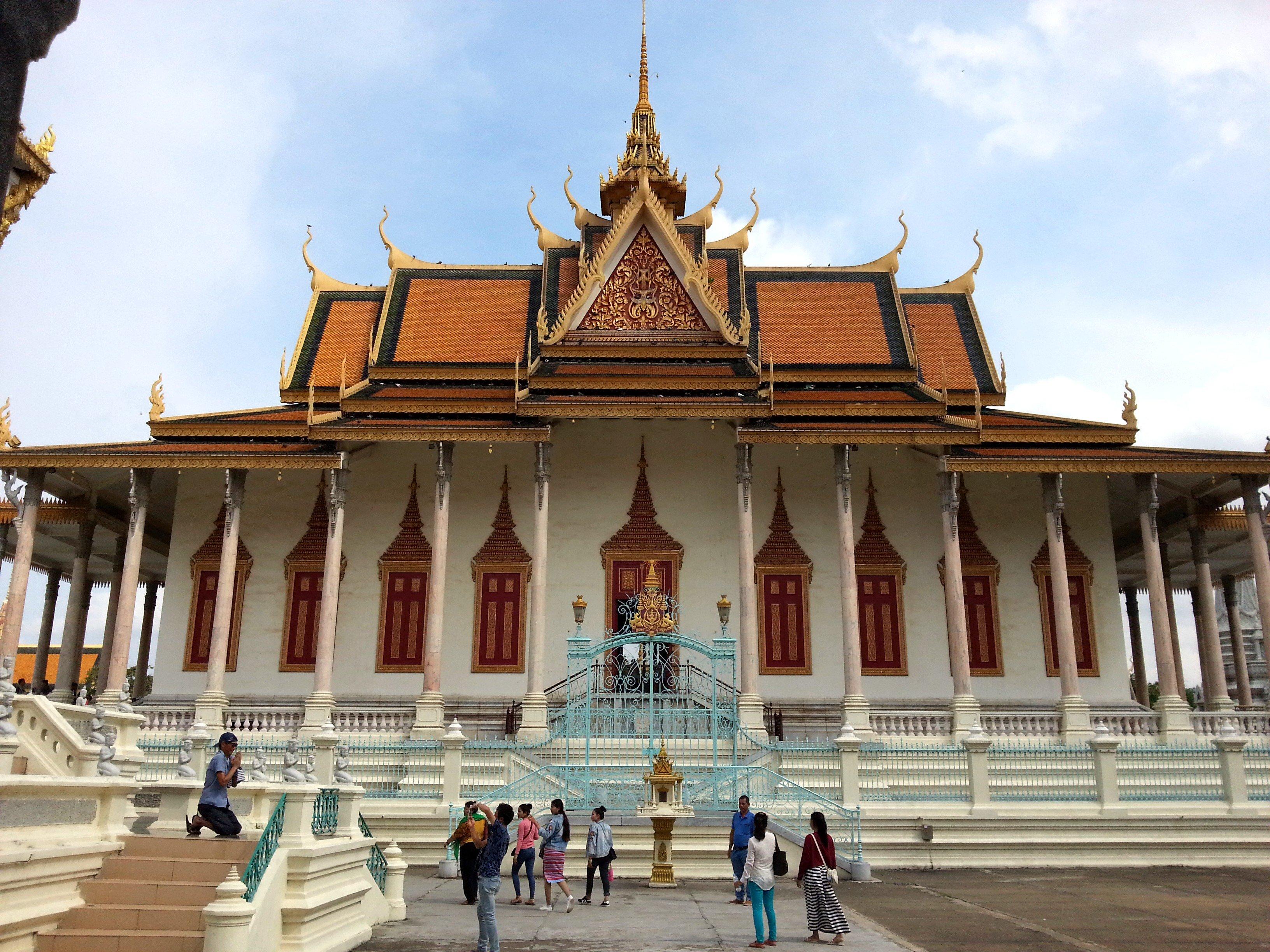 Silver Pagoda at the Royal Palace